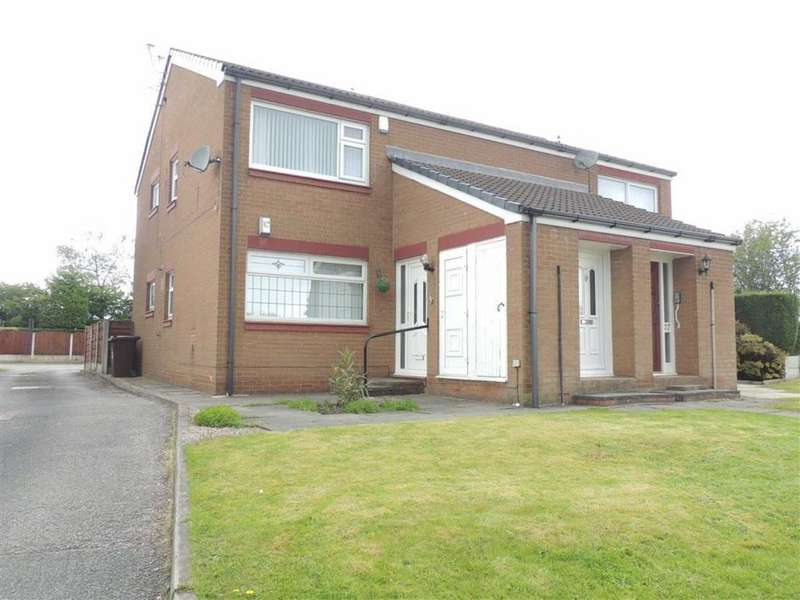 2 Bedrooms Flat for sale in City Avenue, Denton, Manchester
