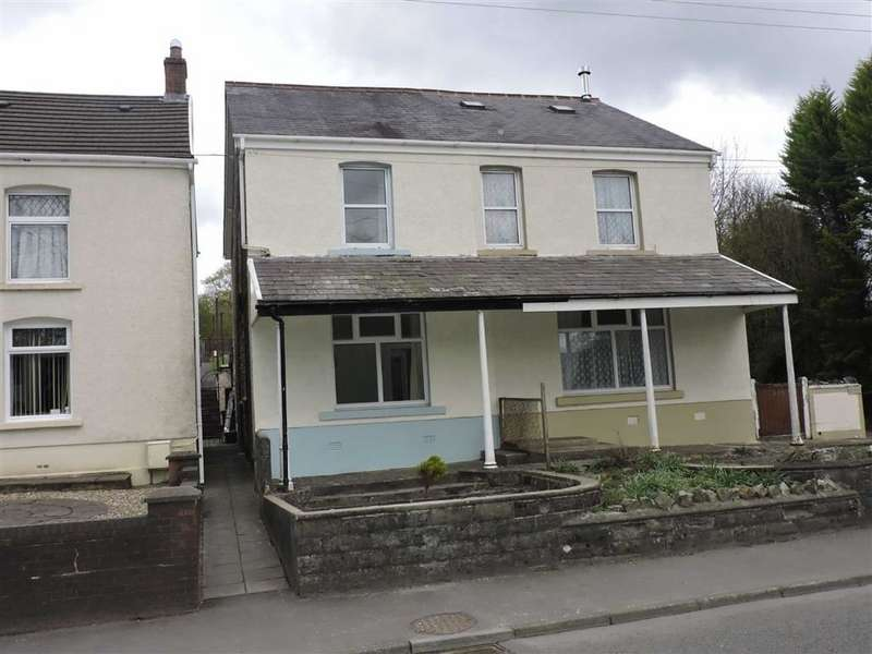 3 Bedrooms Property for sale in Heol Y Gors, Cwmgors