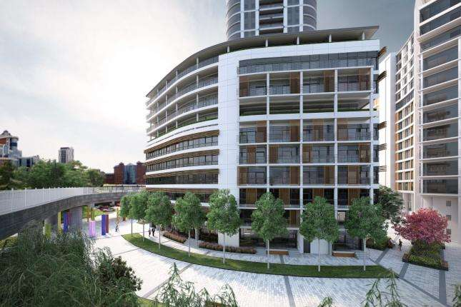 2 Bedrooms Property for sale in Apartment 2-04. Herreshoff Apartments At Fortis Quay, Salford, M50 3XZ