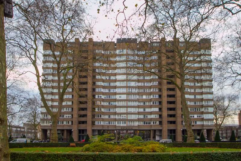 2 Bedrooms Apartment Flat for sale in Edgware Road, London, London, W2