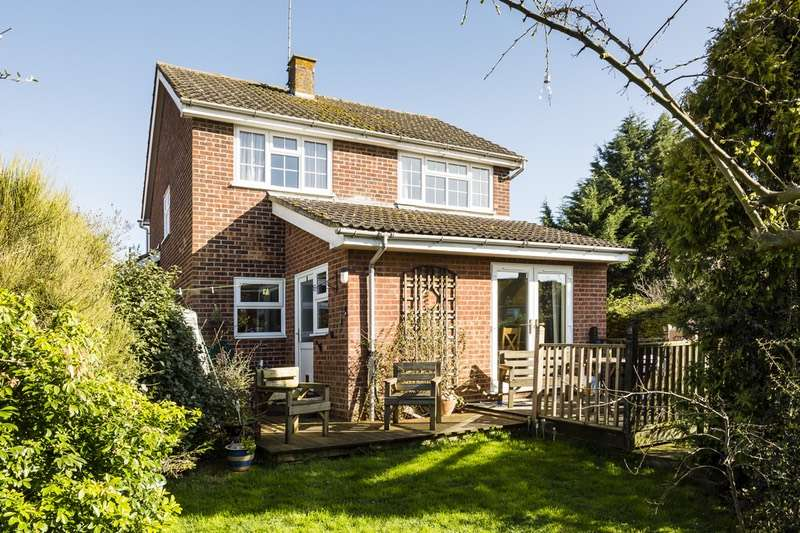 3 Bedrooms Detached House for sale in Papeley Meadow, Bury St. Edmunds, Suffolk, IP29
