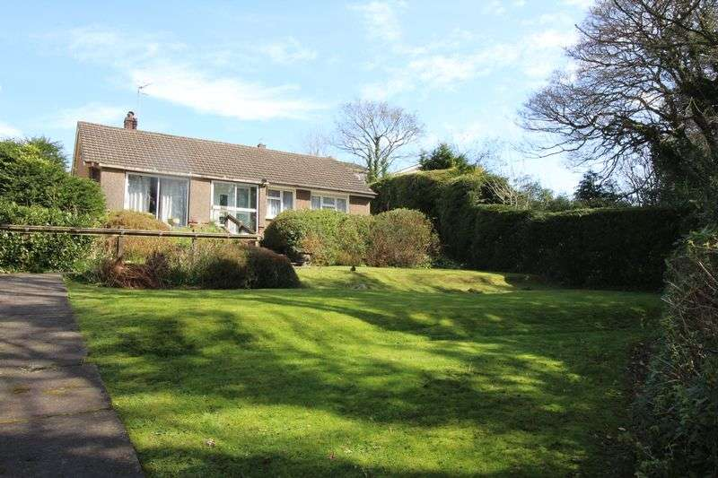 3 Bedrooms Detached Bungalow for sale in Lower Park Gardens, Pontypool