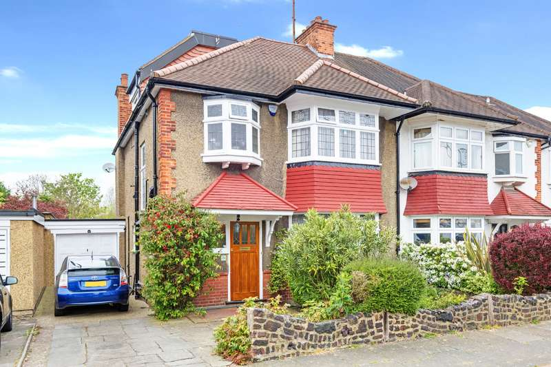 4 Bedrooms House for sale in Claremont Park, Finchley