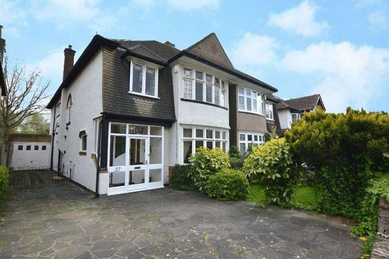 4 Bedrooms Semi Detached House for sale in Park View, Hatch End