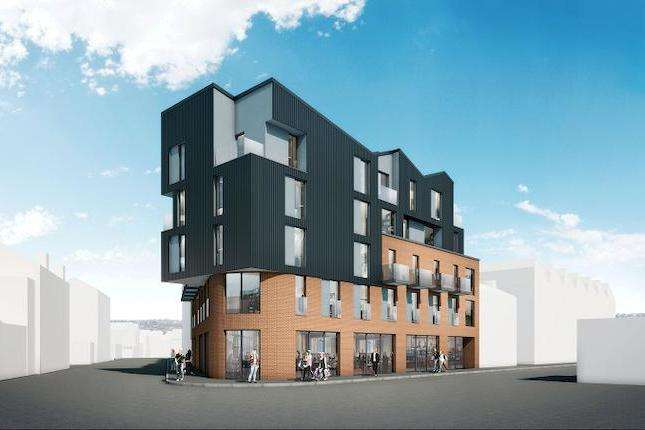 Studio Flat for sale in Kelham Works, Russell Street, Kelham Island, sheffield S3