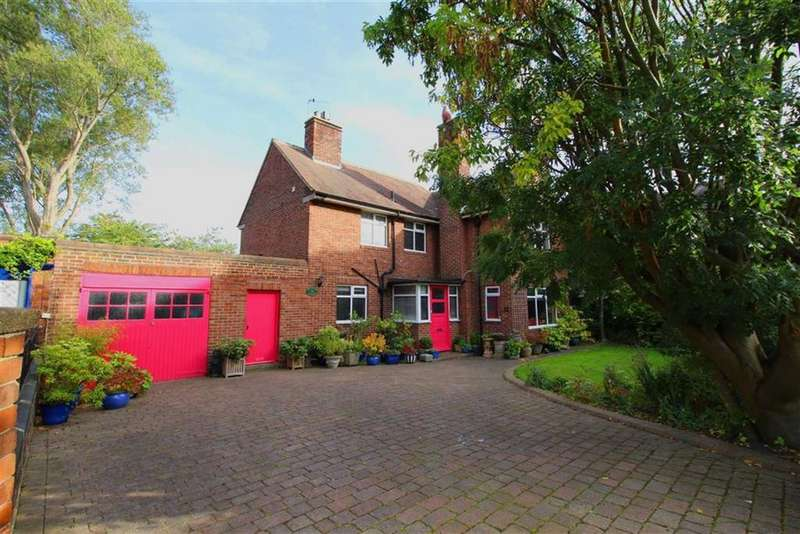 4 Bedrooms Detached House for sale in Moorside South, Newcastle Upon Tyne, NE4