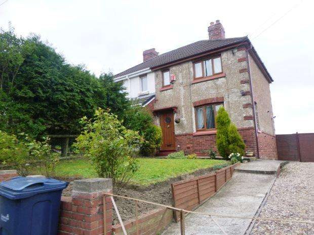 2 Bedrooms Semi Detached House for sale in HILL BROW, SILKSWORTH, SUNDERLAND SOUTH