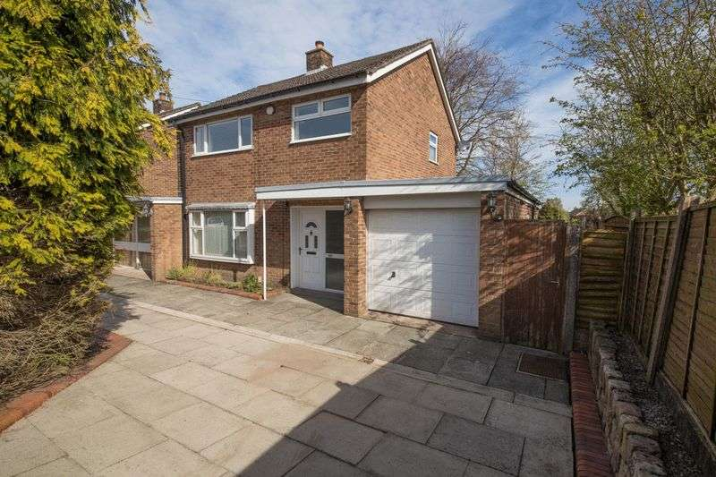 3 Bedrooms Detached House for sale in Shevington Moor, Shevington