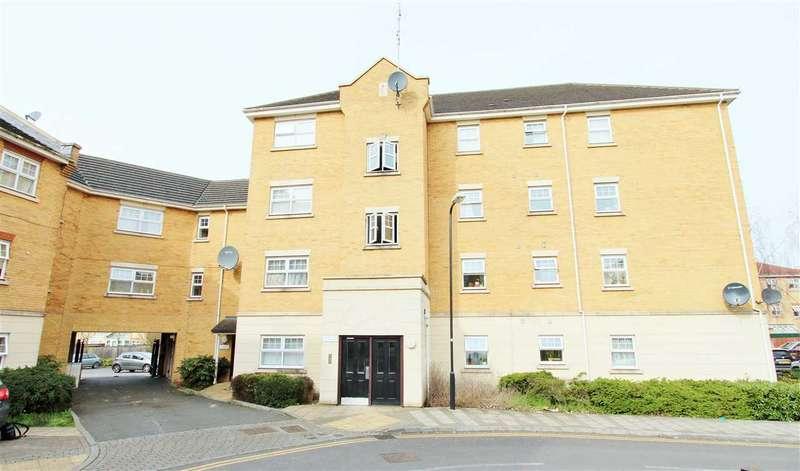 2 Bedrooms Apartment Flat for sale in Scott Road, Edgware