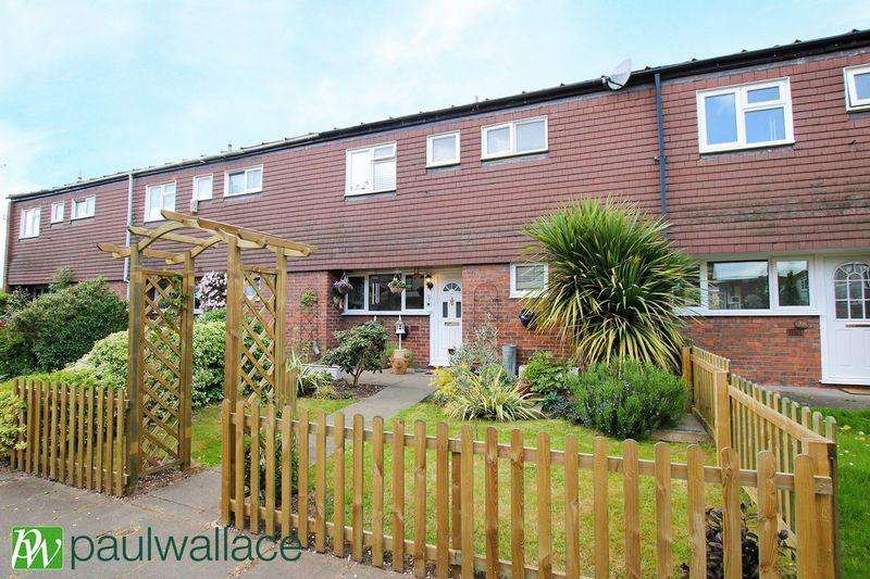 3 Bedrooms Terraced House for sale in Wheatcroft, West Cheshunt