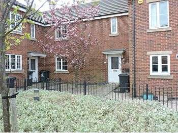 3 Bedrooms Terraced House for rent in Edison Way, Arnold, Nottingham, NG5 7NE