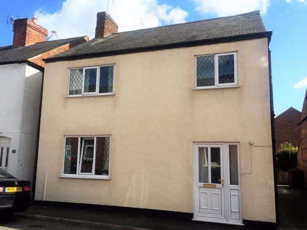 3 Bedrooms Detached House for sale in New Street, Asfordby, LE14
