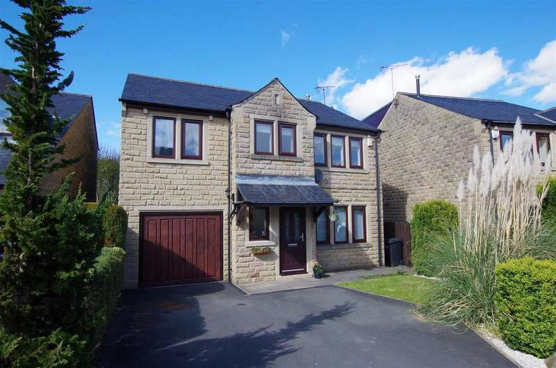 4 Bedrooms Detached House for sale in Greaves Fold, Holywell Green, Halifax