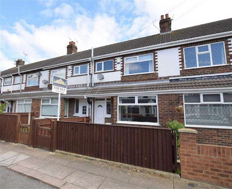 3 Bedrooms Terraced House for sale in Wentworth Road, Grimsby, North East Lincolnshire