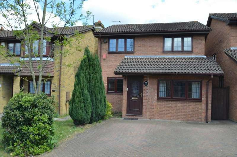 4 Bedrooms Detached House for sale in Littlebrook Close, Shirley, Croydon, Surrey