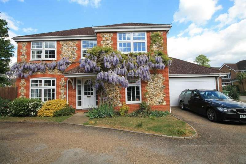 4 Bedrooms Detached House for sale in Manor Park, Staines-Upon-Thames, Surrey
