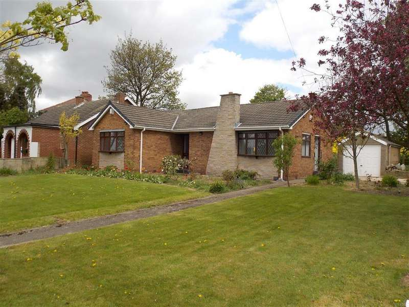 3 Bedrooms Detached Bungalow for sale in Brier Lane, WAKEFIELD, WF4