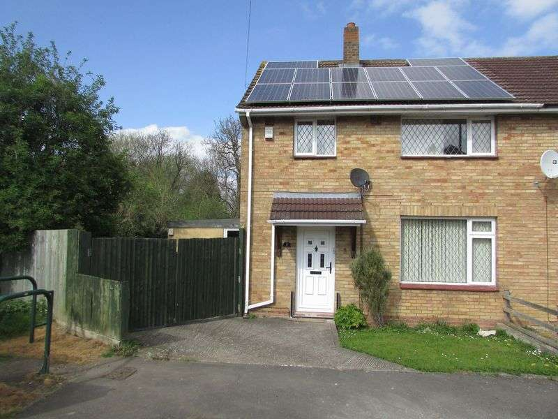 3 Bedrooms Semi Detached House for sale in Ribble Close, Gloucester