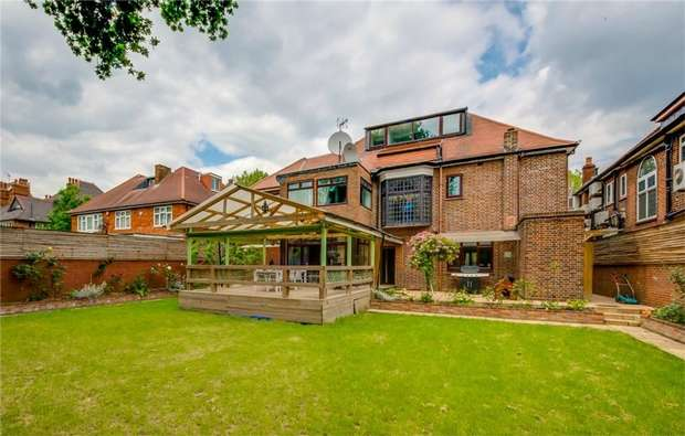 7 Bedrooms Detached House for sale in Rutland House, Brondesbury Park, LONDON
