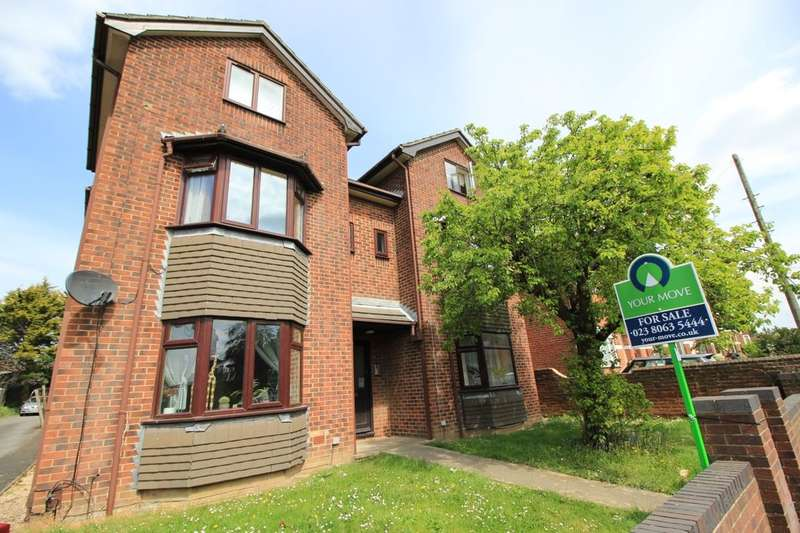 1 Bedroom Flat for sale in Richmond Road, Southampton, SO15