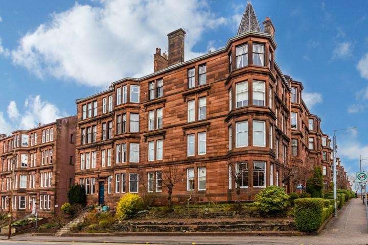 2 Bedrooms Flat for sale in 64 Polwarth Street, Hyndland, G12 9TL