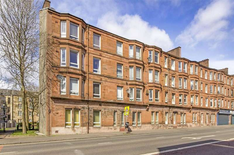 1 Bedroom Flat for sale in Flat 2/2, 19 Mannering Court, Shawlands, Glasgow, G41
