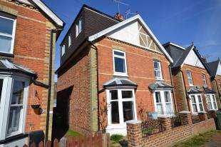 4 Bedrooms Semi Detached House for sale in Hill View Road, Tunbridge Wells, Kent