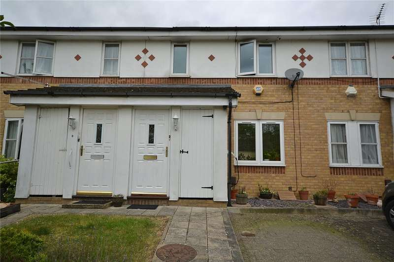 3 Bedrooms Terraced House for sale in Kirkby Close, Friern Barnet, London, N11
