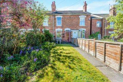 2 Bedrooms Terraced House for sale in Sandys Road, Barbourne, Worcester, Worcestershire