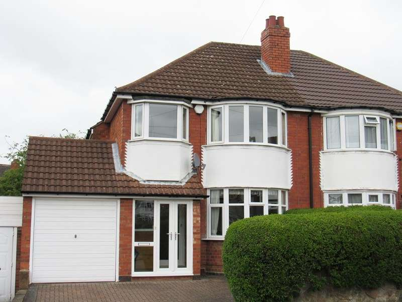 3 Bedrooms Semi Detached House for sale in Meadow Grove, Solihull