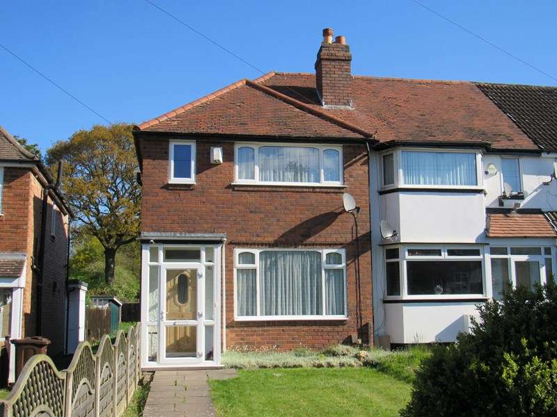 3 Bedrooms End Of Terrace House for sale in Brook Lane, Olton, Solihull