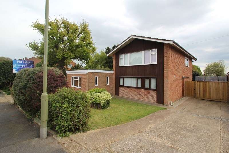 4 Bedrooms Detached House for sale in Miller Drive, Fareham