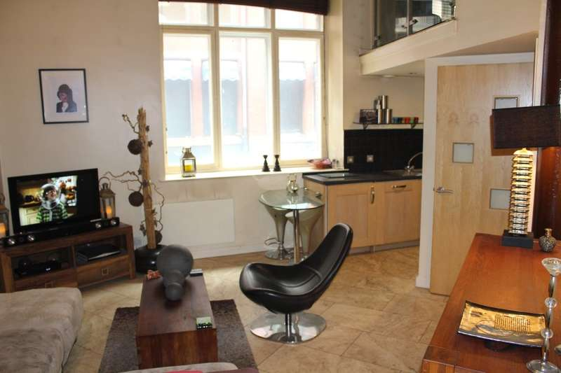 2 Bedrooms Flat for sale in 48 Princess Street, Manchester