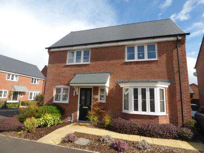 4 Bedrooms Detached House for sale in West Wick, Weston-Super-Mare, Somerset