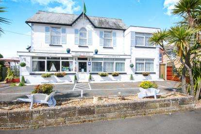 8 Bedrooms Hotel Commercial for sale in Shanklin, Isle Of Wight