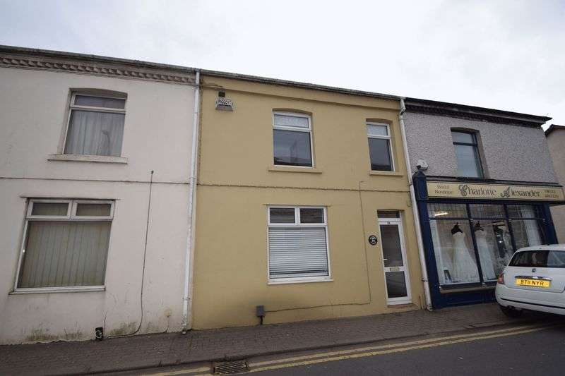 3 Bedrooms Terraced House for sale in Victoria Street, Old Cwmbran