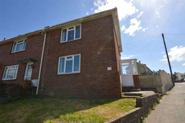 3 Bedrooms End Of Terrace House for sale in Wishings Road, Brixham, Devon