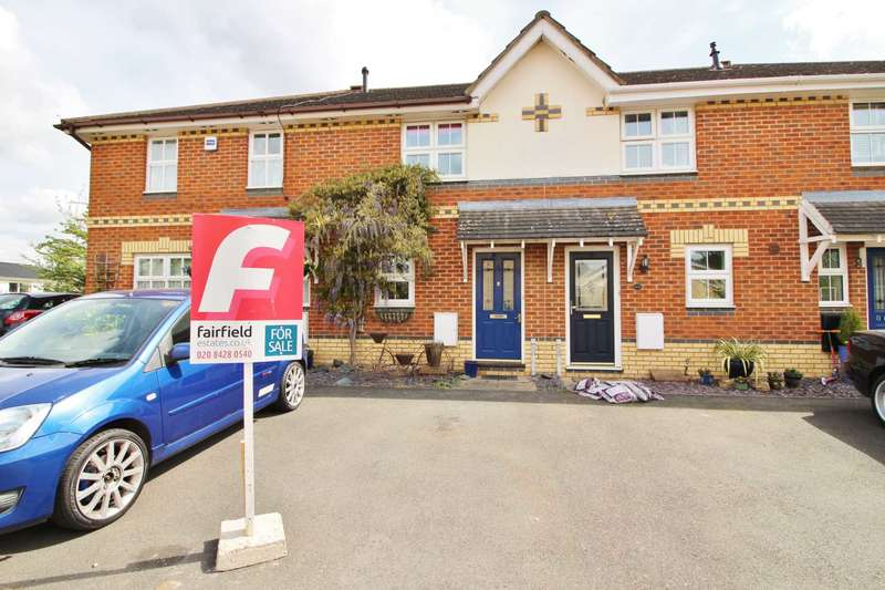 2 Bedrooms Terraced House for sale in Cherry Hills, South Oxhey