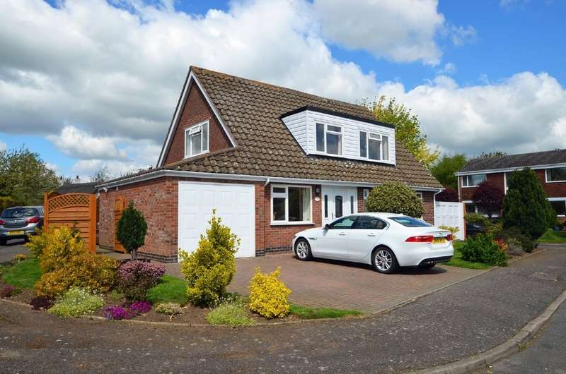 3 Bedrooms Detached House for sale in Pudding Bag Lane, Thurlaston, Rugby