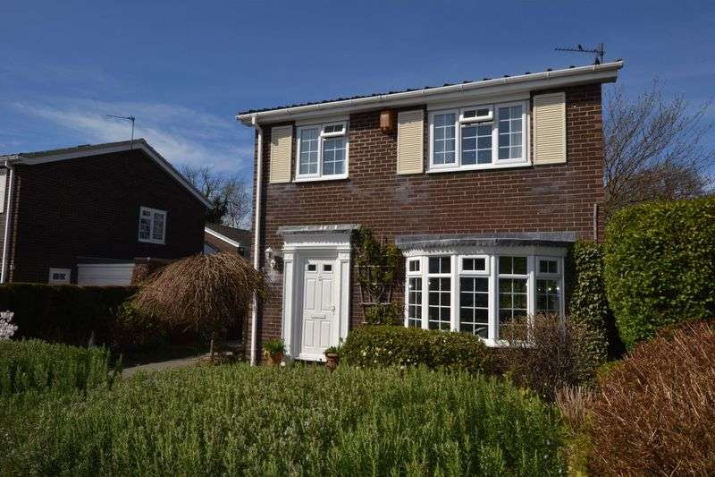3 Bedrooms Detached House for sale in Towers Close, Bedlington