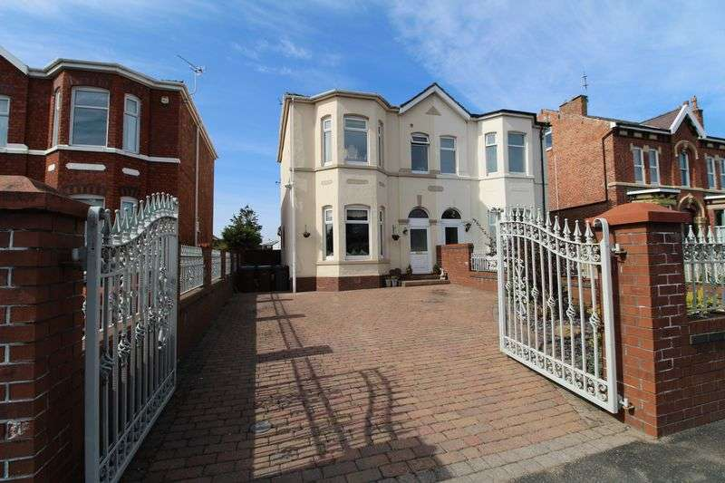 5 Bedrooms Semi Detached House for sale in Duke Street, Southport
