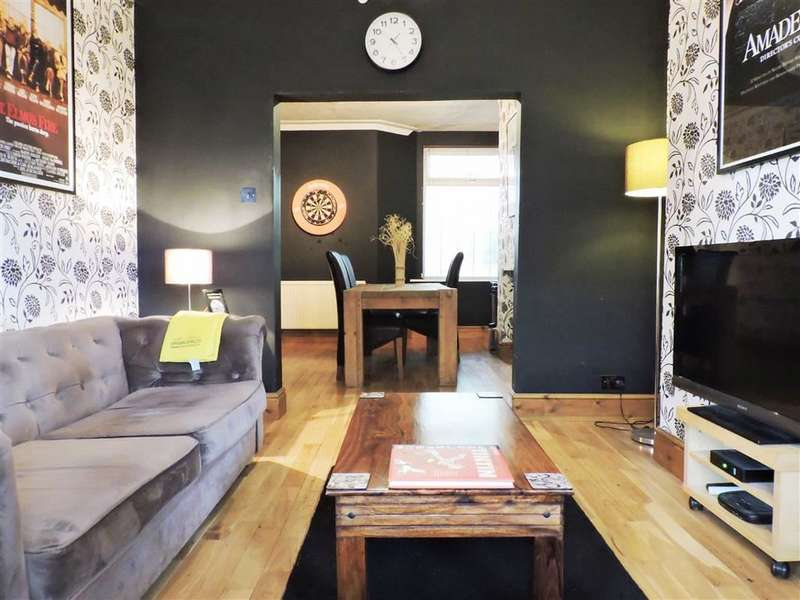 3 Bedrooms Terraced House for sale in Clare Road, Manchester