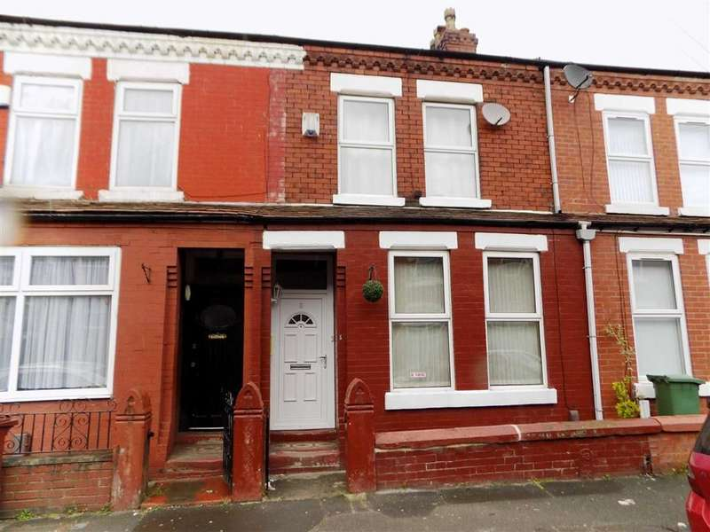 3 Bedrooms Property for sale in Cronshaw Street, Manchester