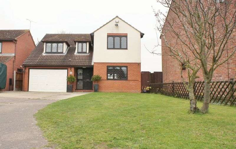 4 Bedrooms Detached House for sale in St Andrews Close , Alresford