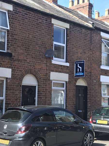 2 Bedrooms Terraced House for sale in Gloucester Street, Chester, Cheshire, CH1