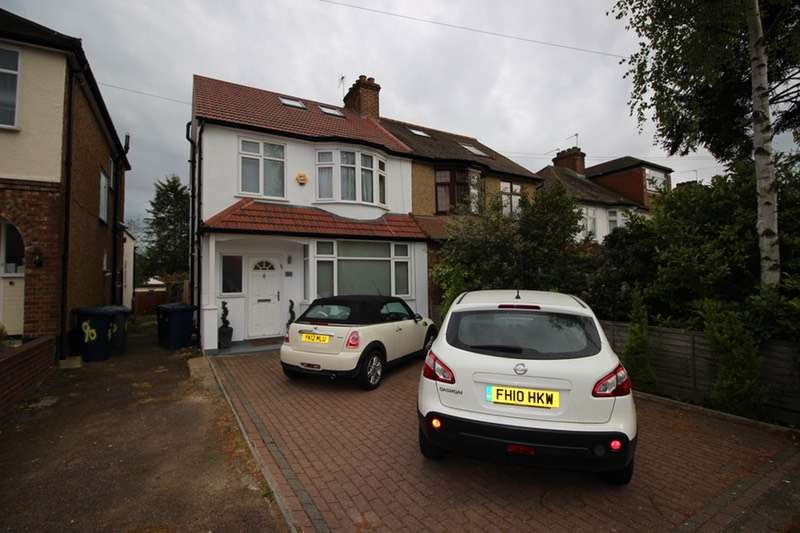 3 Bedrooms Semi Detached House for sale in Stoneyfields Lane, Edgware, Middlesex, HA8