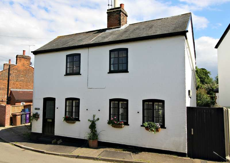 3 Bedrooms Cottage House for sale in Charlton Road, Charlton, Hitchin, SG5