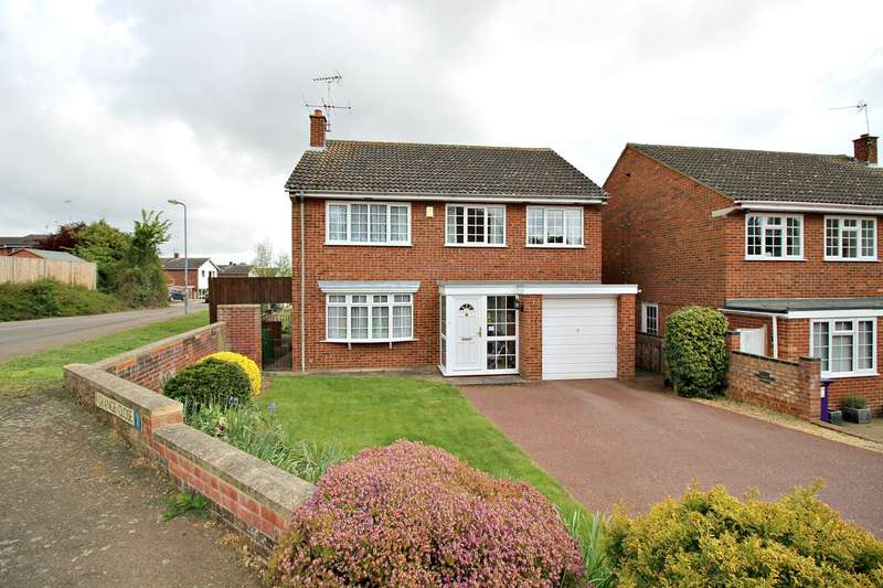 4 Bedrooms Detached House for sale in Grange Close, Hitchin, SG4