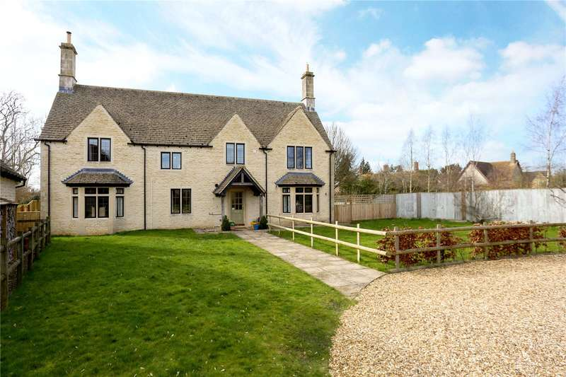 4 Bedrooms Detached House for sale in Dukes Field, Down Ampney, Cirencester, GL7