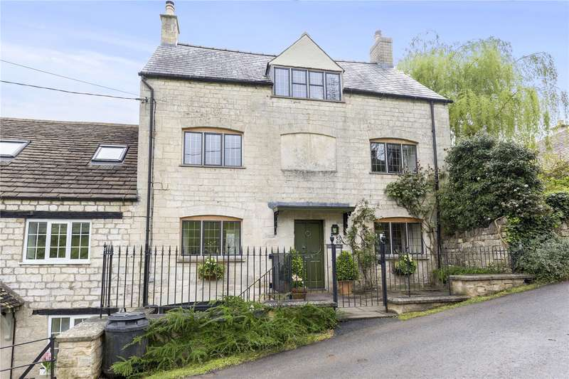 3 Bedrooms Semi Detached House for sale in Pitchcombe, Stroud, Gloucestershire, GL6